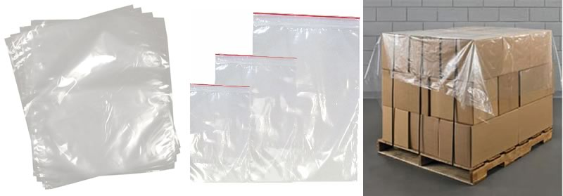 Vacuum Pouches And Pallet Bags